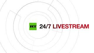 RT News On Air Livestream 247 HD