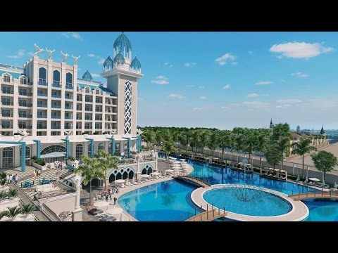 Hotel Granada Luxury Belek 5* ultra all inclusive - YouTube