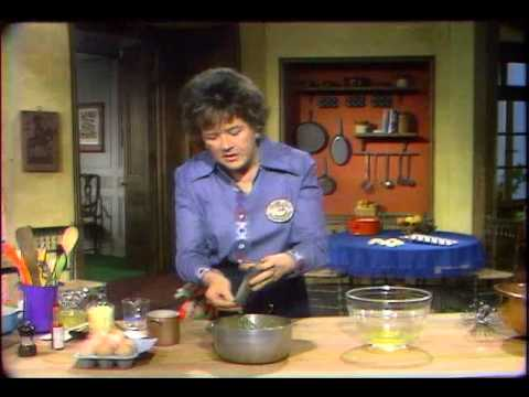 Julia Child The French Chef- Cheese Souffle