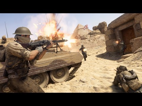 Official Call of Duty®: WWII - The War Machine DLC 2 Trailer