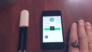 Распаковка cенсора для растений Xiaomi Smart Flower and Plant Monitor из Rozetka.com.ua