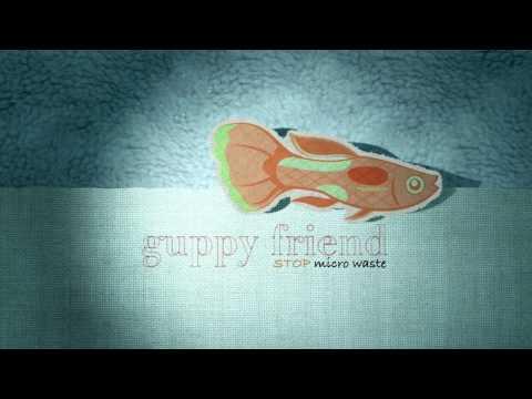 Guppy Friend Washing Bag - Stop microfiber pollution