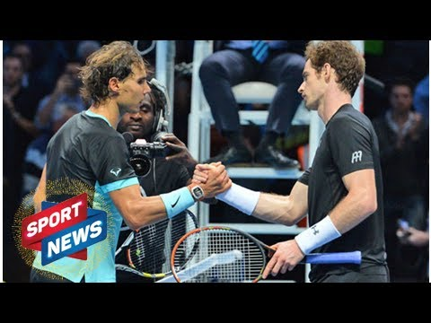 Rafael Nadal: Spanish star reveals injury talk with Andy Murray