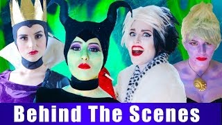 Repeat youtube video Disney Villains - The Musical feat. Maleficent (BTS)