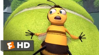 Bee Movie (2007) - Anyone For Tennis? Scene (2/10) | Movieclips