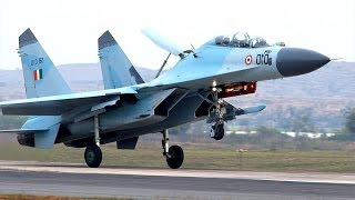 Russian Air Force MOST FEARED pilot flying the Su-30 Military Aircraft