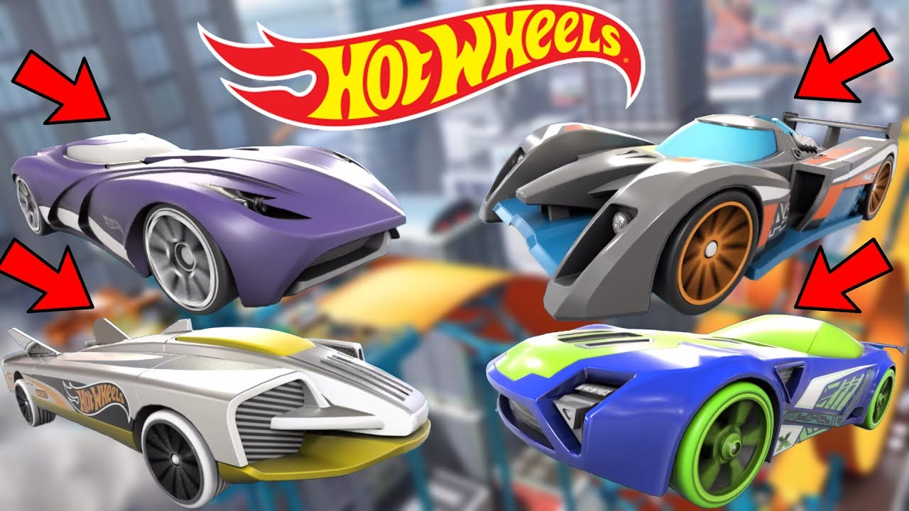 New Vehicles 2017 >> Hot Wheels Race Off All New Vehicles Fully Upgraded 2017 New