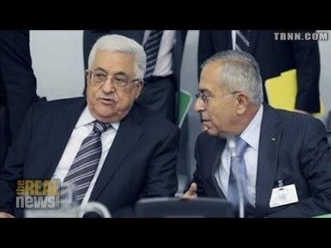 Palestinian President Mahmoud Abbas accepts the resignation of Prime Minister Salam Fayyad