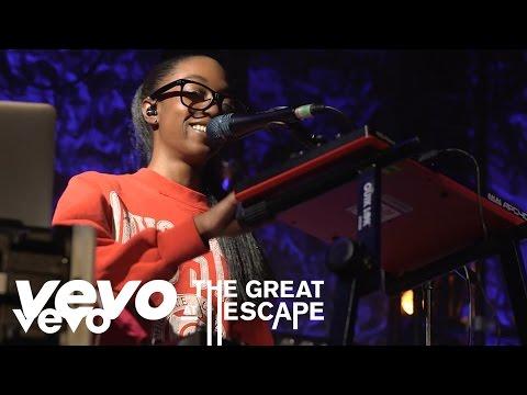 Secaina Hudson - I Ain't With You (Live) - Vevo UK @ The Great Escape 2015