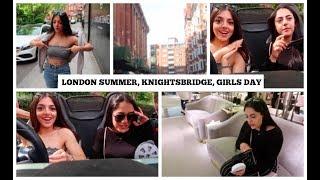 VLOG 8: London Summer, Knightsbridge, Dodgy Iranians & more | persianbunny