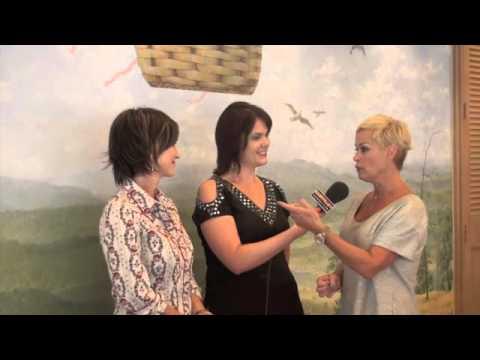 Pam Tillis & Lorrie Morgan Interview on 'Dos Divas'