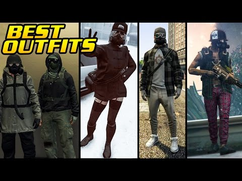 GTA 5 Online FASHION FRIDAY (Ace of Spades Military Soldier The Secret Agent u0026 MORE) - YouTube