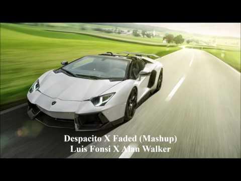 Alan Walker - Despacito X Faded (Mashup-2017)