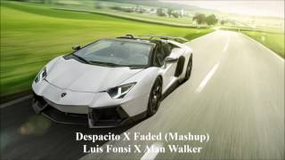 Download Alan Walker - Despacito X Faded (Mashup-2017) Mp3