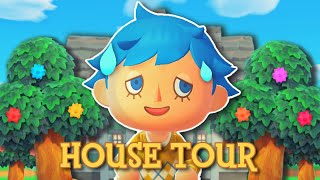 NO ME FUNEN 😖 ESTA ES MI NUEVA CASA! HOUSE TOUR | ANIMAL CROSSING