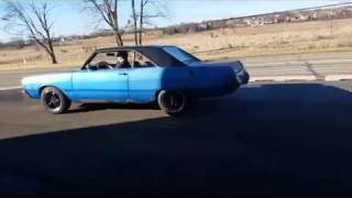 Cruising my turbo Dart