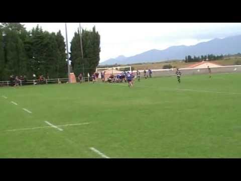 Rugby Bompas Seniors contre Ponteilla Le 03 Novembre 2013 SAISON 2013/2014