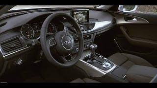 Audi A6 allroad quattro 2012 Interior