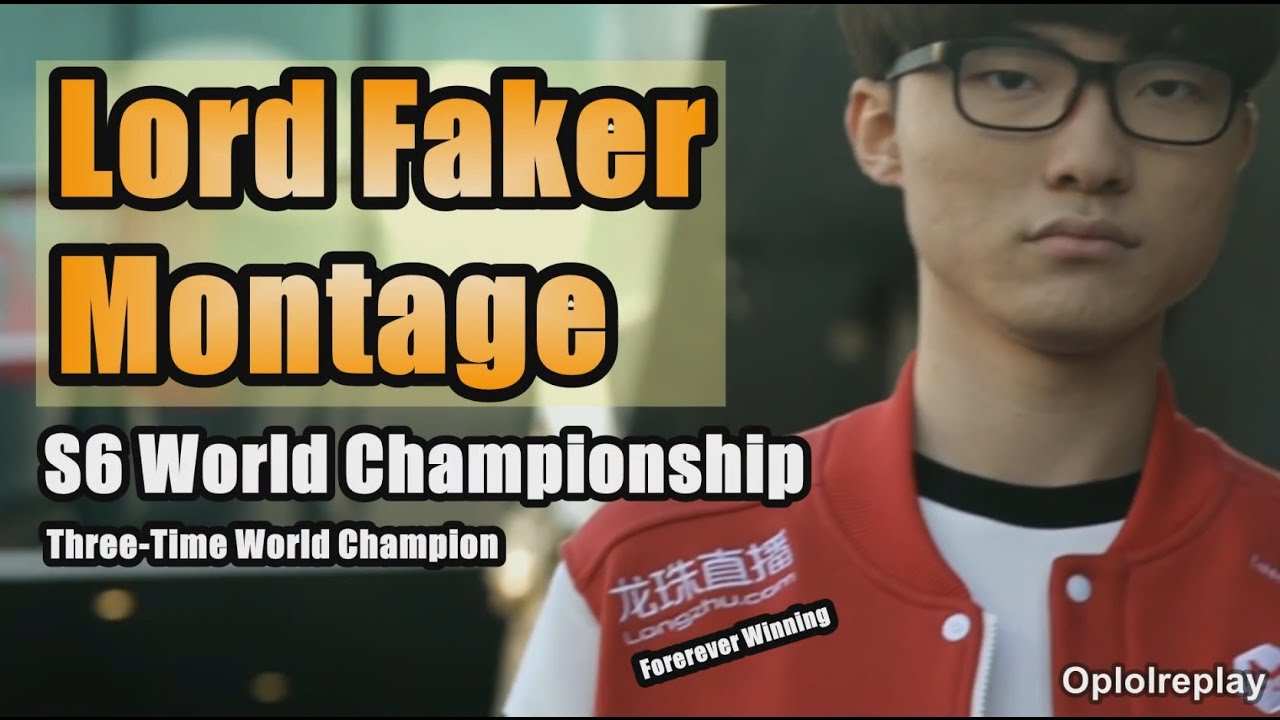 LMHT : Faker montage tại CKTG 2016