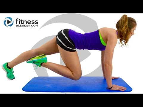 Abs Workout for People who get Bored Easily - Core and Cardio Workout