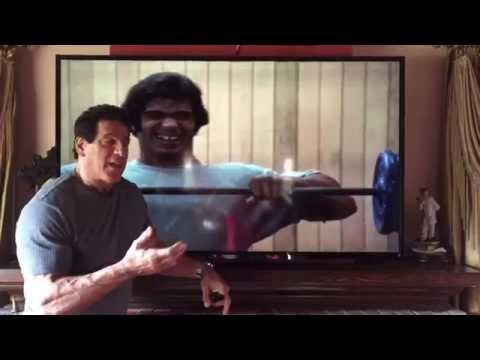 Lou Ferrigno Talks  Arnold & Filming 'Pumping Iron' - Exclusive Interview