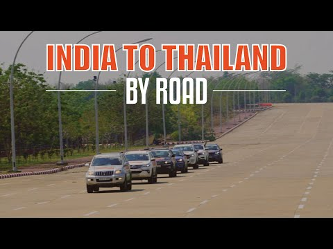 INDIA TO THAILAND BY ROAD: 4500 KM | 22 INDIANS | 3 COUNTRIES | ROAD TRIP I SELF DRIVE I EPIC