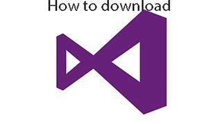 Где скачать и как установить Microsoft Visual Studio 2019 How to download Visual Studio 2019