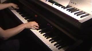 夏影 [Natsukage] from AIR Re-feel arr. performed with piano