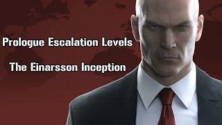"""Hitman"" Walkthrough, Prologue (ICA Facility): Escalation Levels - The Einarsson Inception"