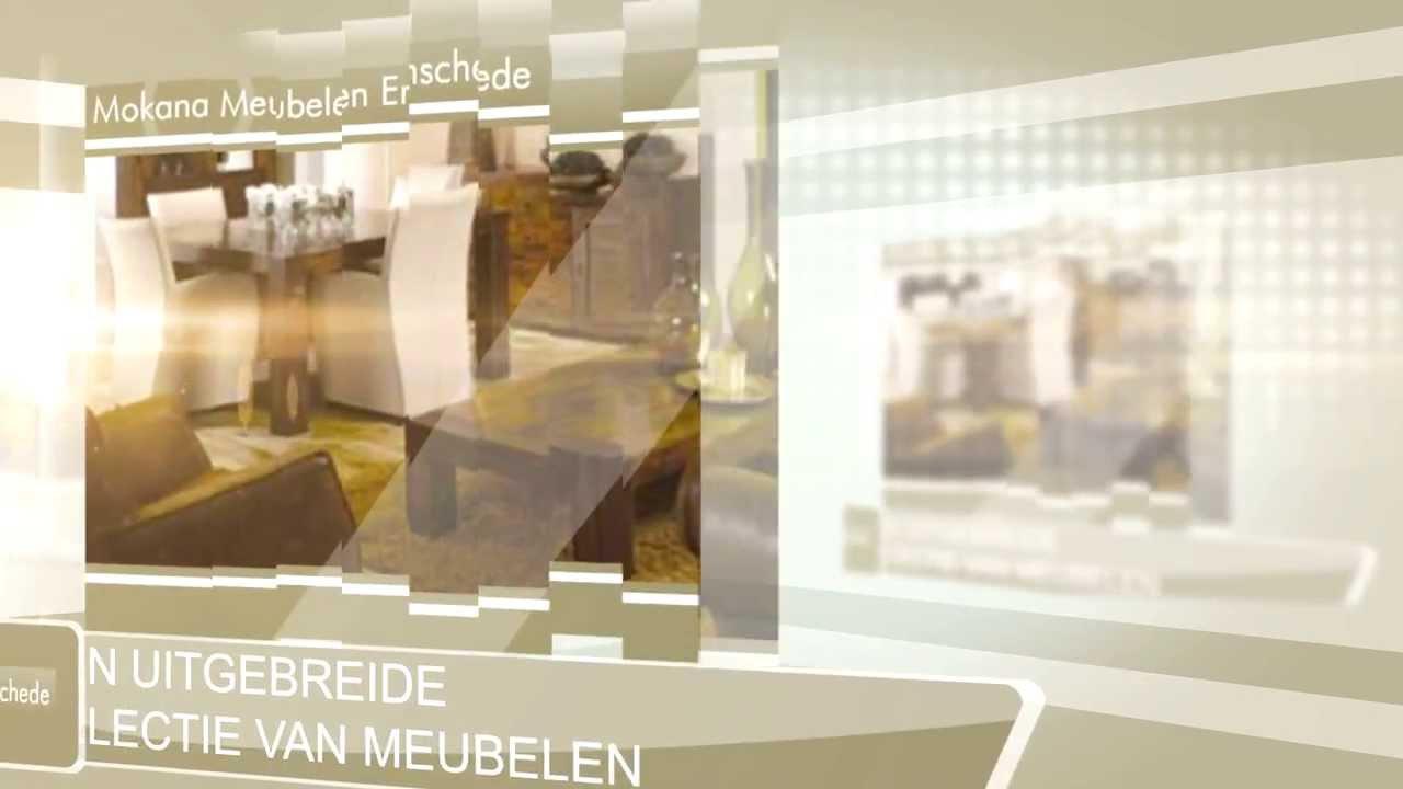 Design Meubels Enschede : Mokana meubelen enschede youtube