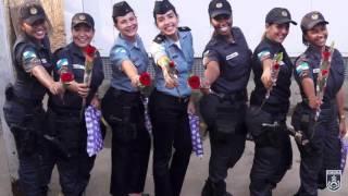 PMERJ faz homenagens no Dia Internacional das Mulheres