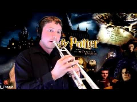 """Harry's Wondrous World (from """"Harry Potter and The Sorcerer's Stone"""") Trumpet Cover"""
