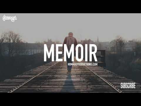 "Free Soulful Storytelling Beat Real Chill Classic Hip Hop Instrumental / ""Memoir"" (Prod. Homage)"