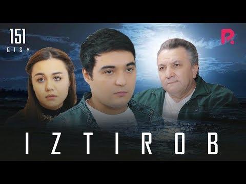 Iztirob (o'zbek Serial)   Изтироб (узбек сериал) 151-qism #UydaQoling