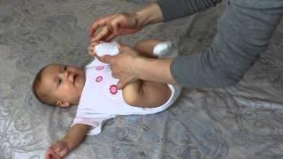видео Детские ножки