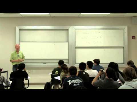 Introduction to Probability and Statistics 131A. Lecture 12.