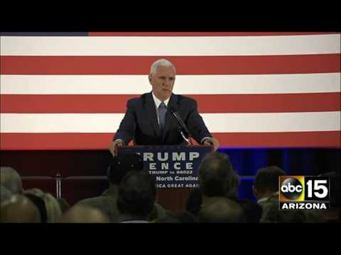 Mike Pence on the 2012 Benghazi attack