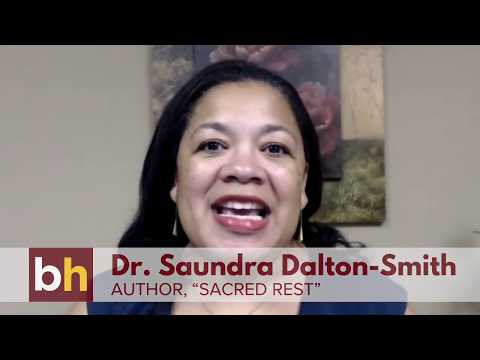 Dr. Saundra Dalton-Smith talks about the importance of REST