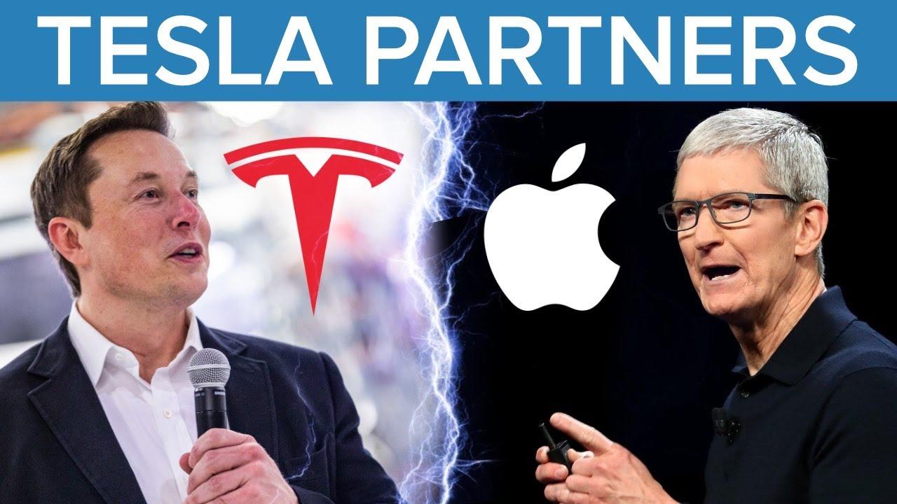 Apple Partners With Tesla?