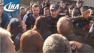 HDP Milletvekillerine Polis Müdahalesi