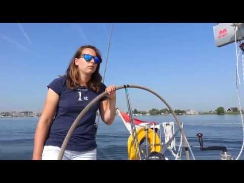 Welkom op het water - Zeilen op het IJsselmeer - 13 sep 16 - 16:56
