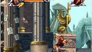 Disney's Hercules Action Game (PC) - Playthrough