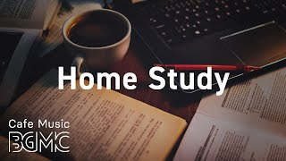 Home Study: Relaxing Piano Jazz for Study & Work - Instrumental Concentration Music at Home