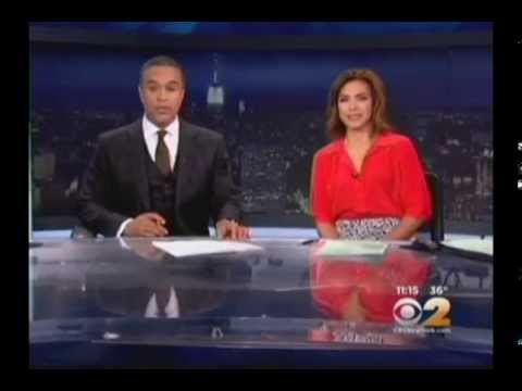 Dr Harris Stratyner - Power Posing - WCBS CBS Channel 2 News New York
