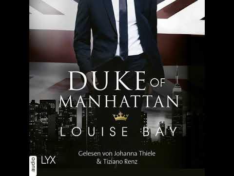 Duke of Manhattan YouTube Hörbuch Trailer auf Deutsch