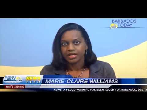 BARBADOS TODAY AFTERNOON UPDATE - September 28, 2017