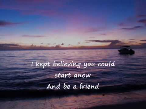 Debbie Gibson Goodbye (Lyrics)