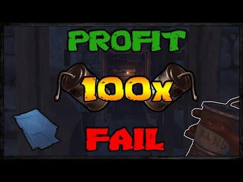 100x BEANCAN GRENADE RAID  - Profit or Fail #22 | Rust Raids