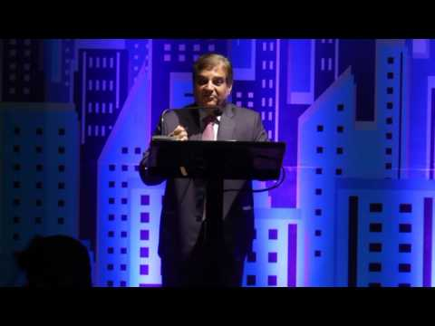 MR. ANIL HARISH ON REAL ESTATE IN MUMBAI - PAST,PRESENT AND FUTURE