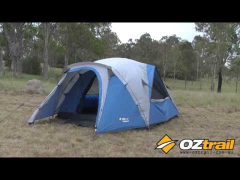 OZtrail Breezeway 3v Features & OZtrail Breezeway 3v Features - YouTube